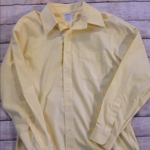 Men's brooks brothers Button down shirt 16-34